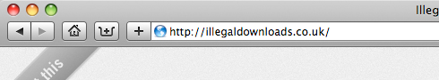 Illegal Downloads