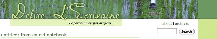Maureen's Website