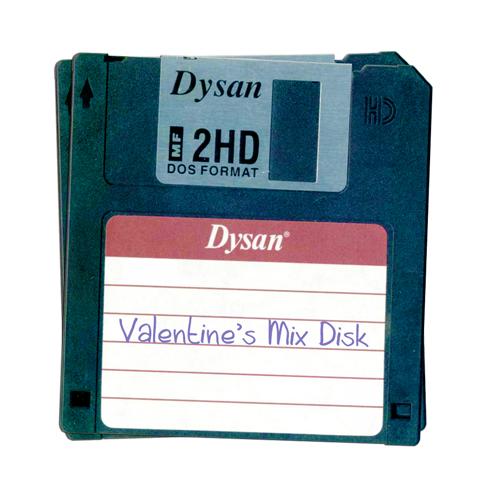 Valentine's Mix Disk